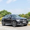 Mercedes-Benz-GLC300 4MATIC Coupe