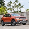 Volkswagen-New T-Cross 1.0 TSI